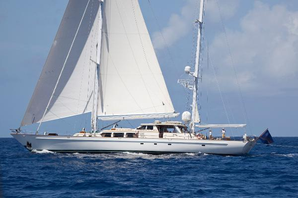Palmer Johnson Custom Offshore Ketch