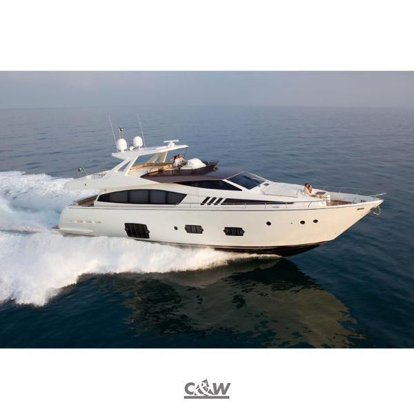 Ferretti Yachts 800 800