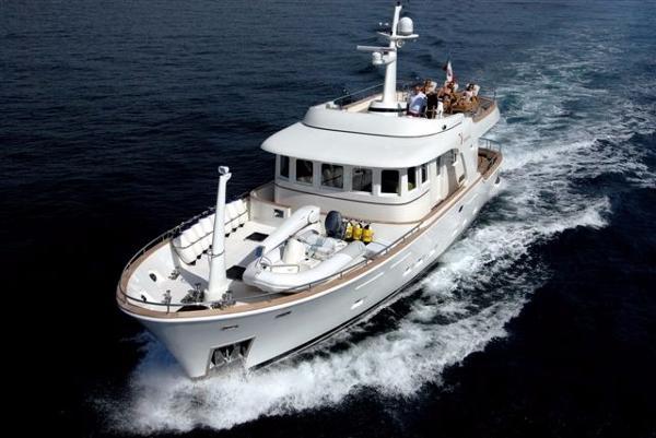 Terranova Yachts 68 Exterior