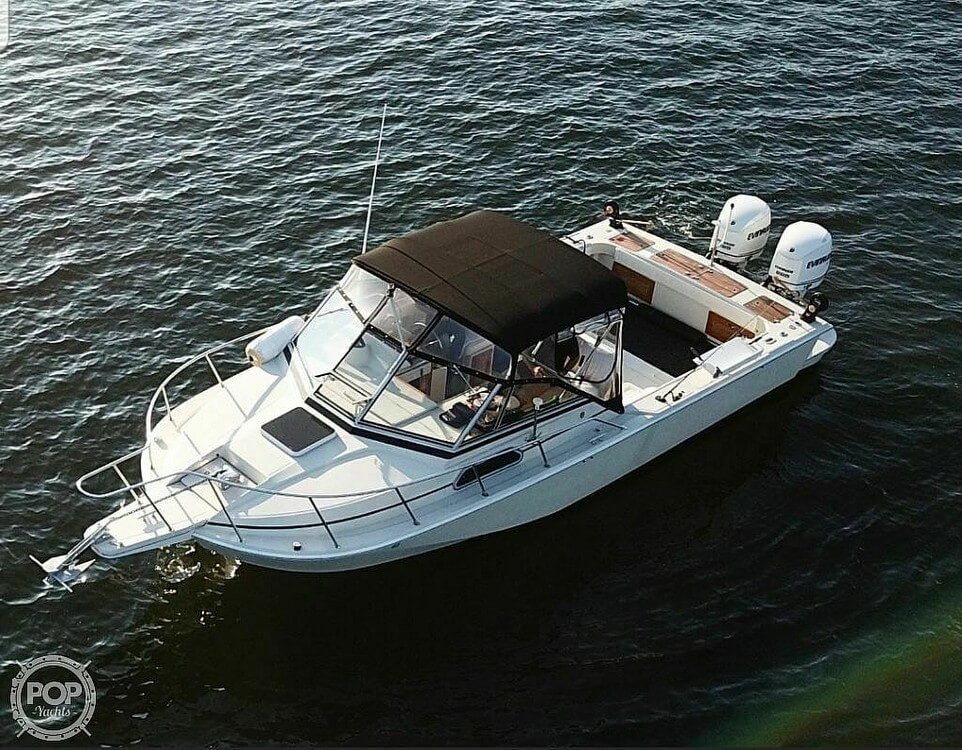 Boston Whaler Outrage 27 1989 Boston Whaler Outrage 27 for sale in Stamford, CT