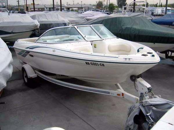 Sea Ray 180 Open Bow