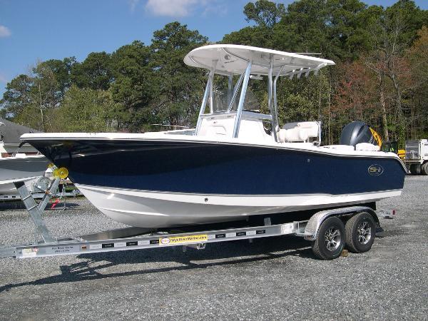 Sea Hunt 211 Ultra