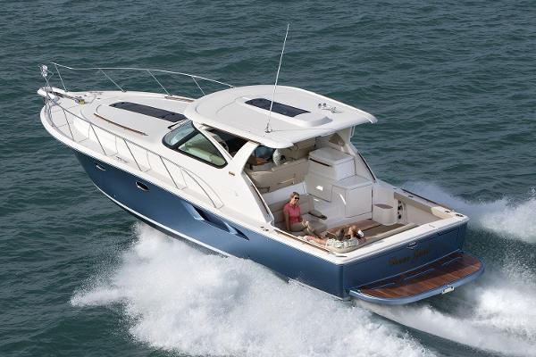 Tiara Yachts 39 Manufacturer Provided Image