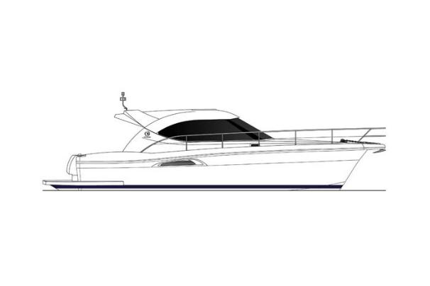 Riviera 3600 Sport Yacht Manufacturer Provided Image: Profile
