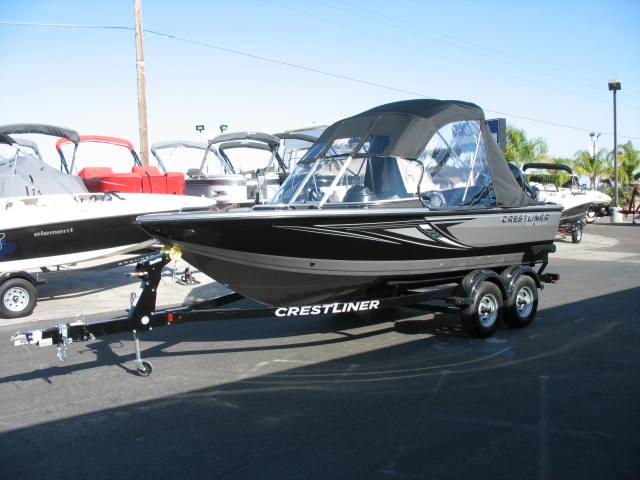 Crestliner 1850 Sportfish SST-Mercury 200hp