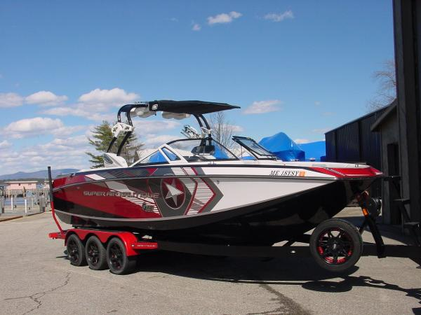 Correct Craft Super Air Nautique G25