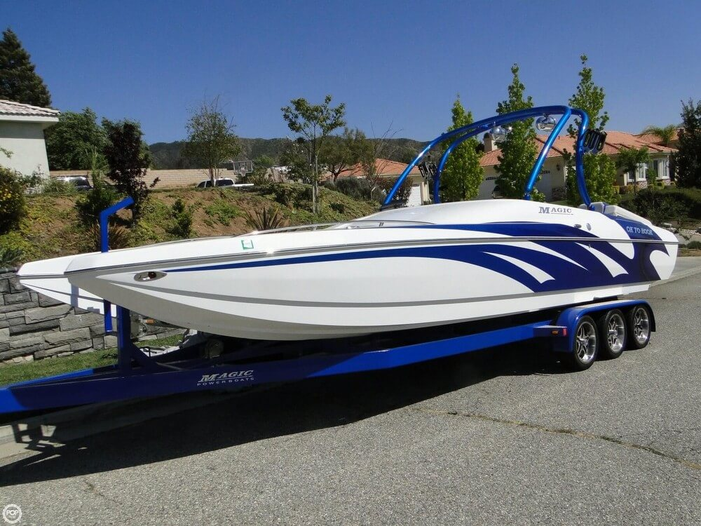Magic 28 Scepter Open Bow 2009 Magic 28 Scepter Open Bow for sale in Needles, CA