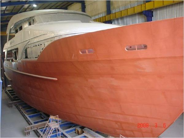 Fulton Mega Yacht