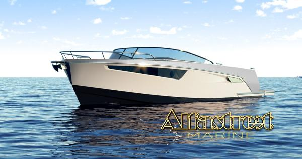 Alfastreet Marine 28 Prestige Line