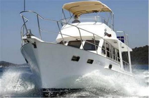 Goldwater 40 ES Trawler