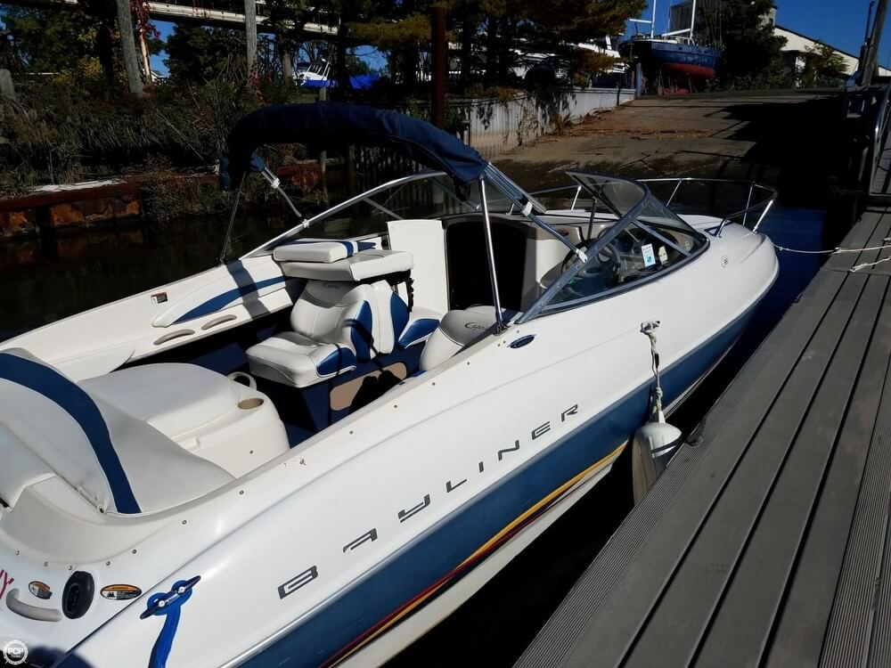 Bayliner 215 Capri 2001 Bayliner 215 Capri for sale in Chester, NY