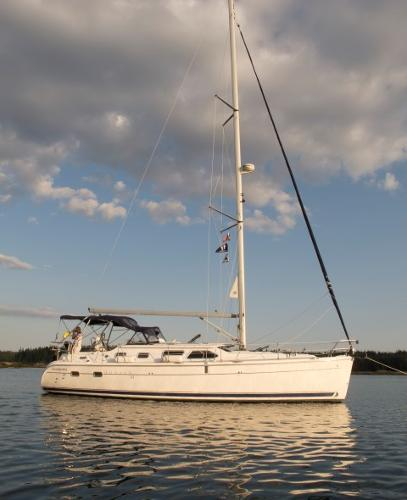 Hunter 41 Boats For Sale