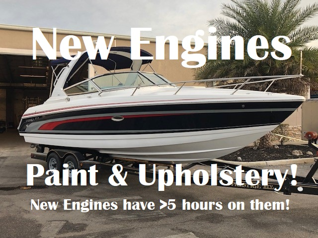 Formula 280 SS - NEW ENGINES, NEW UPHOLSTERY, NEW PAINT