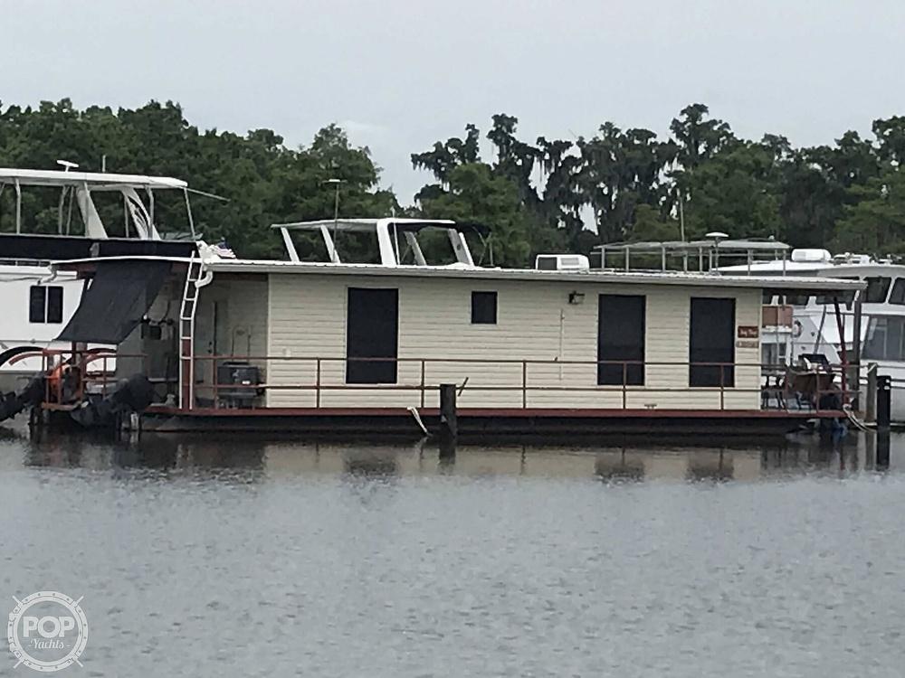 "Custom-Craft 55"" Home Made Custom Houseboat 1985 Custom 55"" Home Made Custom Houseboat for sale in Morgan City, LA"