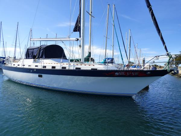 Lancer Yachts Masthead Sloop Ready to cruise