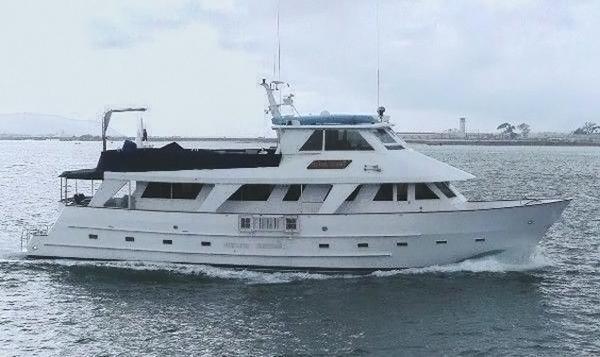 Sea Ranger Motor Yacht