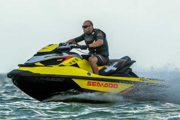 Sea-Doo RXT-X aS 260 Manufacturer Provided Image