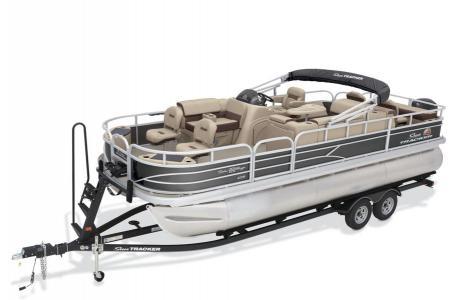 Sun Tracker Fishing Barge 22 XP3