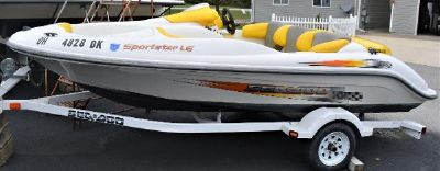 Sea-Doo Sport Boats Sportster LE