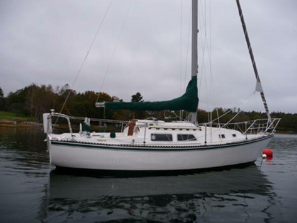 Capital Yachts Newport 28 Mk Ii
