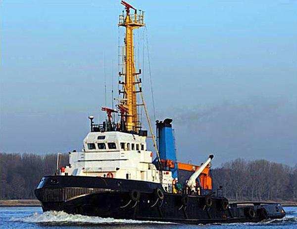 Custom 160' Offhsore Supply Vessel