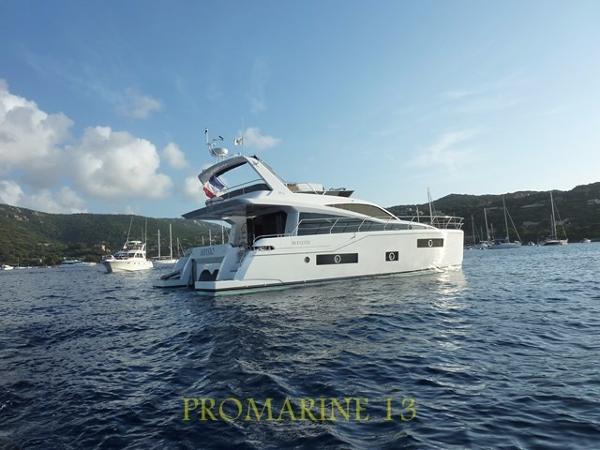 Jaguar Catamarans JC48