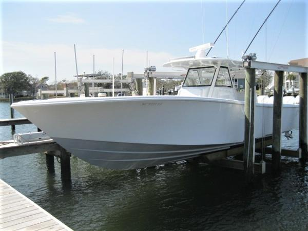 Yellowfin 39 OFFSHORE