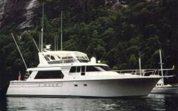 Tollycraft Pilothouse Motoryacht