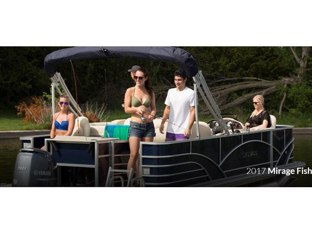 Sylvan 820 Cruise-n-Fish
