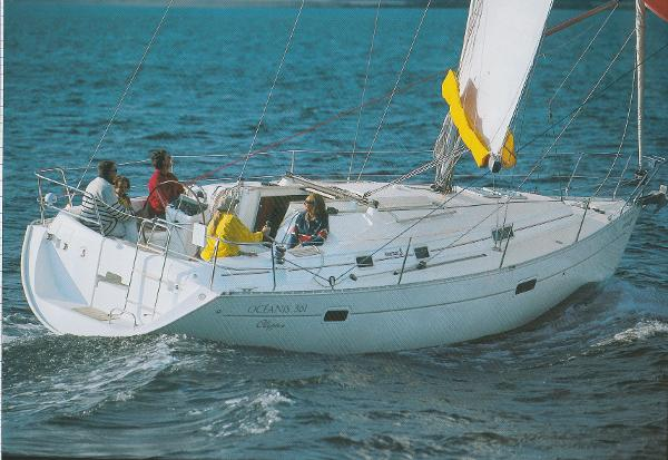 Beneteau Oceanis Clipper 361 Beneteau Oceanis Clipper 361