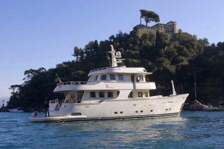 Terranova Yachts 85 explorer