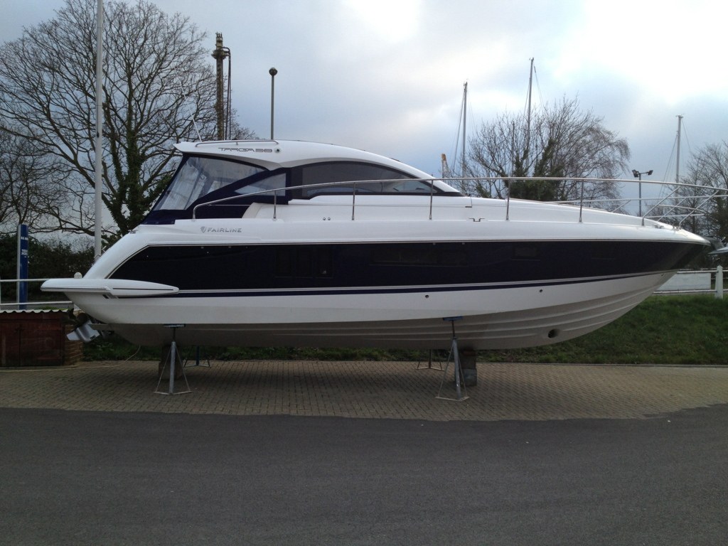 Fairline Targa 38 GT Open