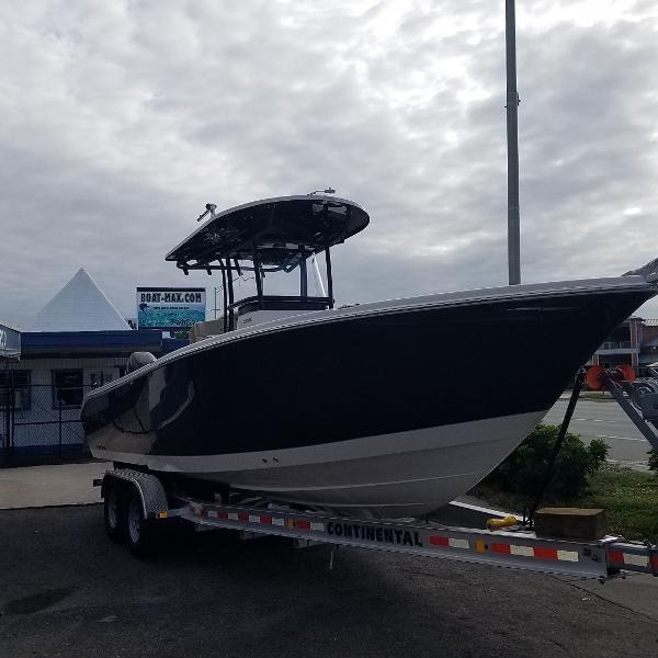 Carolina Skiff 27 HFC Sea Chaser