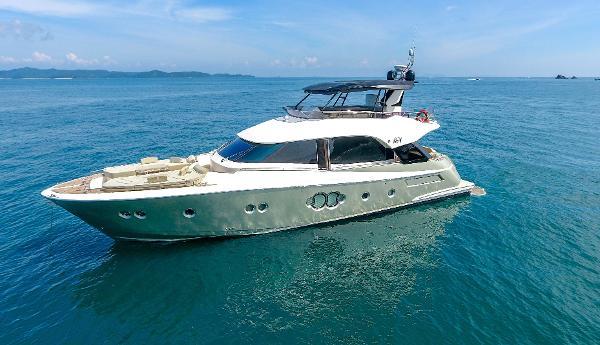 Monte Carlo Yachts 70 Monte Carlo Yachts 70 - Wasana