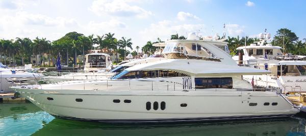 Viking 75 Sport Cruiser Main Profile