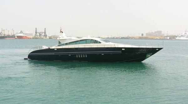 Leopard 27 M Motor Yacht