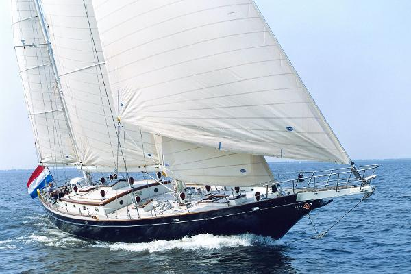 Royal Huisman Ketch Royal Huisman DENEB OF RYE Henry Scheel Design - for sale