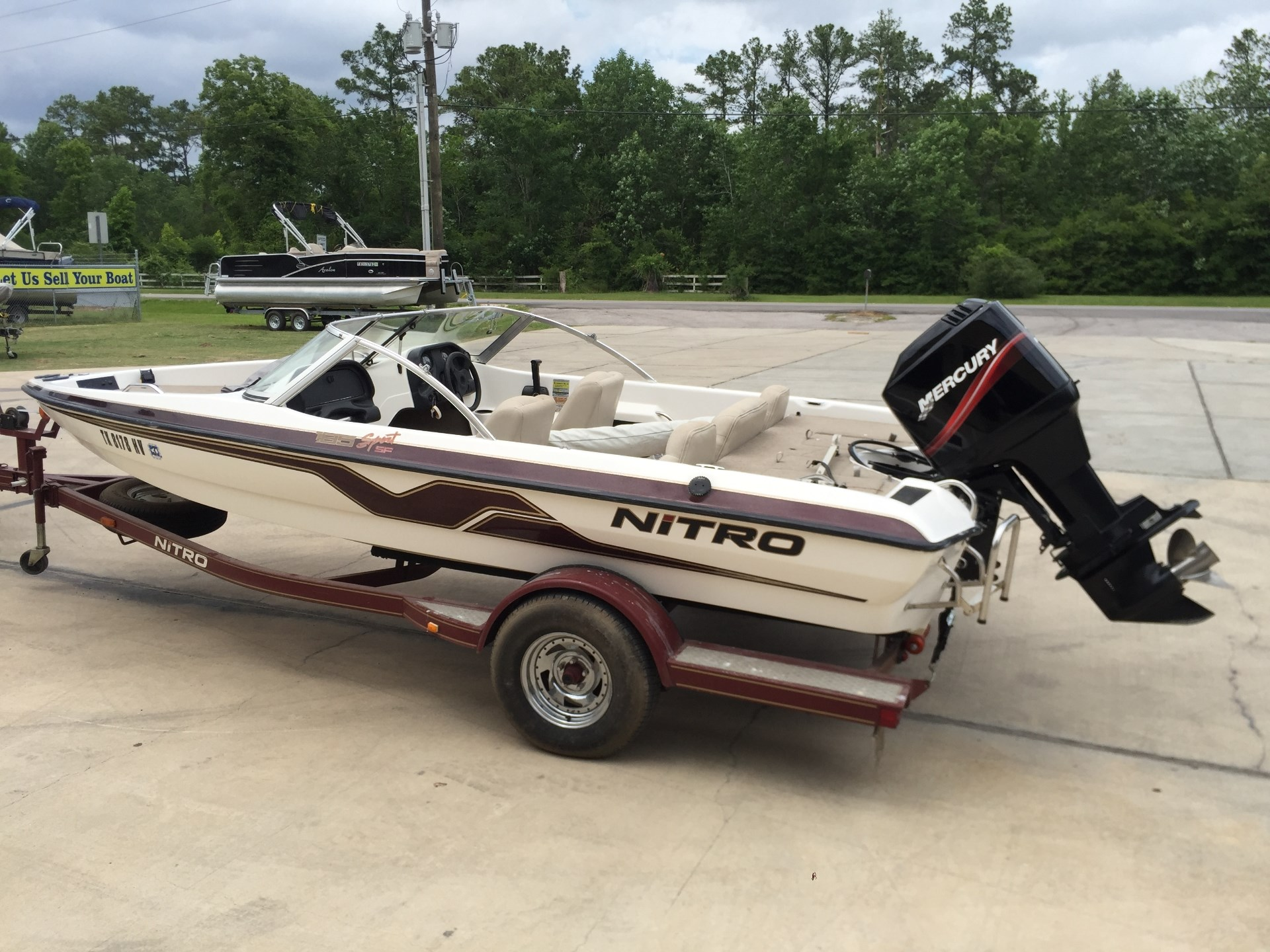 Used Ski and Fish Nitro boats for sale - boats.com