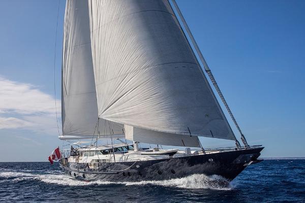 Brooke Yachts 120