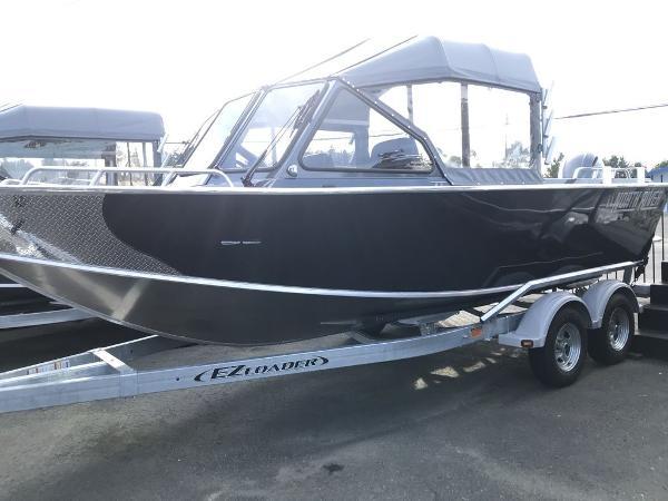 North River 21 Seahawk
