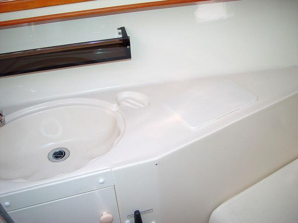 Forward head sink