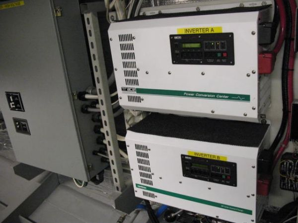 Twin Inverters