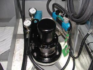 Wesmar Hydraulic Stabilizers