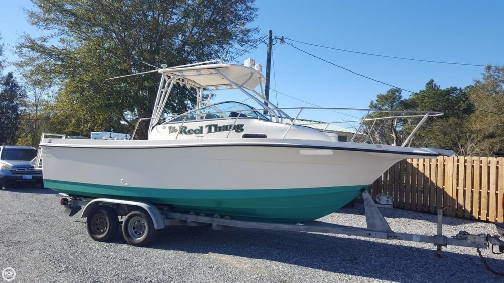 Bayliner 2306 Trophy 2001 Bayliner 2306 Trophy for sale in Milton, FL