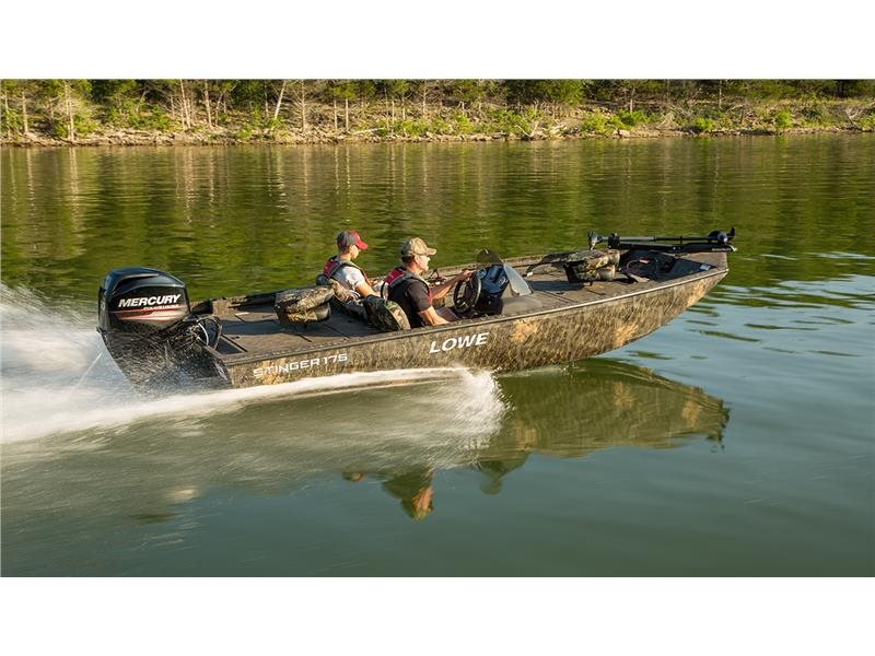 Used lowe freshwater fishing boats for sale for Freshwater fishing boats