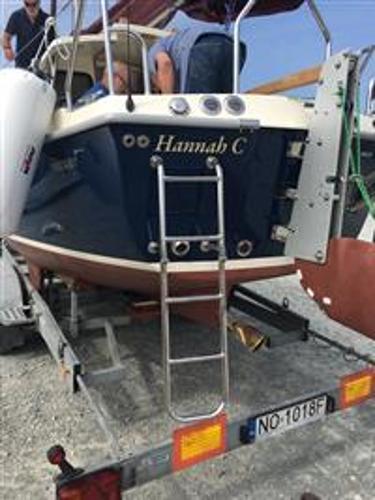 Haber 660 HABER 660 'HANNAH C'