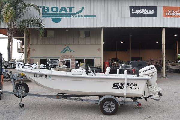 Carolina Skiff JVX Series 16 SC