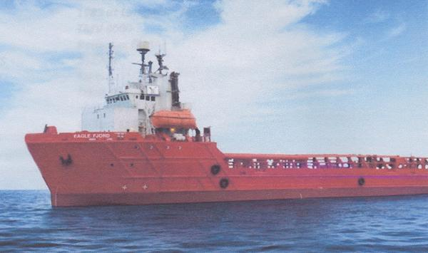 Langstein Norway Supply Vessel