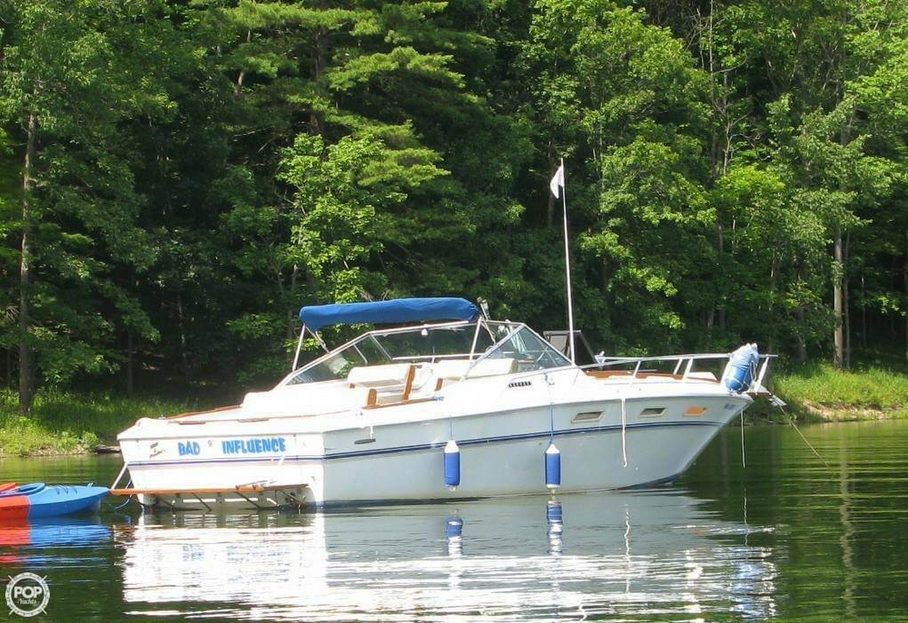 Sea Ray 300 Weekender 1975 Sea Ray 30 for sale in Steamburg, NY