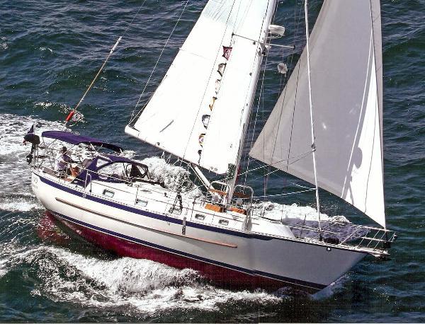 Pacific Seacraft  --40 Crealock/CUTTER JUNO